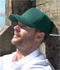 Result Pro-Style Heavy Brushed Cotton Cap
