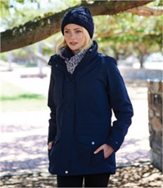 Regatta Ladies Darby III Waterproof Insulated Parka Jacket