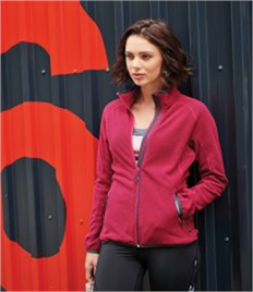 Regatta Ladies Dreamstate Mini Honeycomb Fleece Jacket