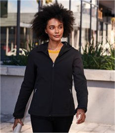 Regatta Ladies Arley II Hooded Soft Shell Jacket