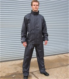 Result Core Rain Suit
