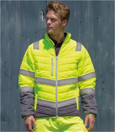 Result Safe-Guard Soft Safety Jacket
