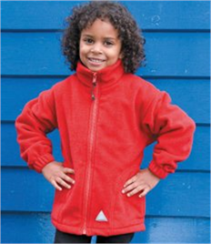 Result Kids/Youths Polartherm™ Fleece Jacket
