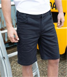 Result Work-Guard Stretch Slim Chino Shorts