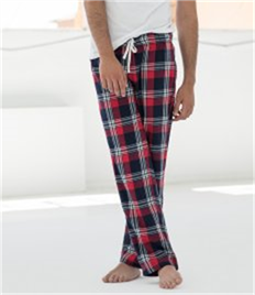 SF Men Tartan Lounge Pants