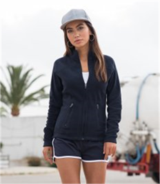 SF Ladies Micro Fleece Jacket
