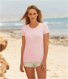 Fruit of the Loom Lady Fit T-Shirt