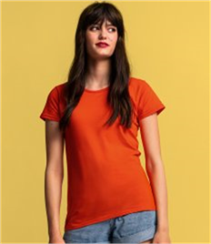 Fruit of the Loom Ladies Iconic T-Shirt