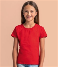 Fruit of the Loom Girls Iconic 150 T-Shirt