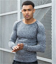 Tombo Seamless Long Sleeve Top