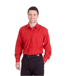 Uneek Mens Poplin Full Sleeve Shirt