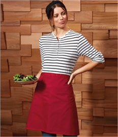 Premier 'Colours' Mid Length Apron