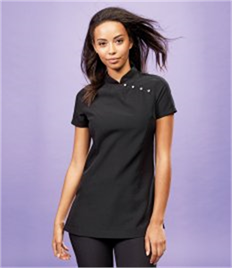 Premier Ladies Mika Short Sleeve Tunic