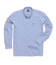 Portwest Oxford Shirt Long Sleeve