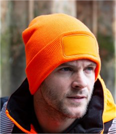 """Result Double Knit Thinsulateâ""""¢ Printers Beanie"""