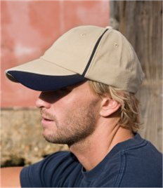 Result Heavy Brushed Cotton Cap