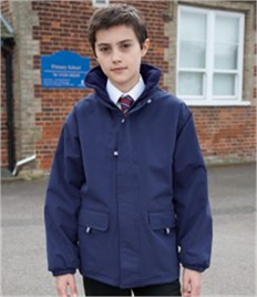 Result Kids/ Youths Rugged Stuff Long Lined Coat
