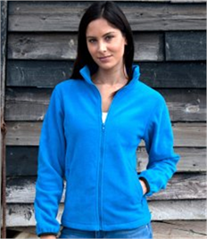 Result Core Ladies Fashion Fit Outdoor Fleece