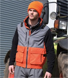 Result Work-Guard X-Over Gilet