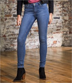 So Denim Ladies Lara Skinny Jeans