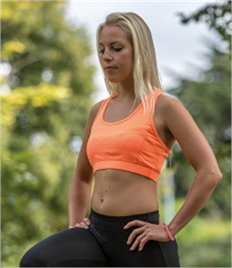 Spiro Impact Ladies Softex® Crop Top