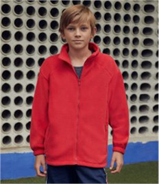 Fruit of the Loom Kids Fleece Jacket