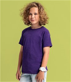 Fruit of the Loom Kids Iconic T-Shirt