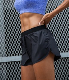 Tombo Ladies Active Shorts