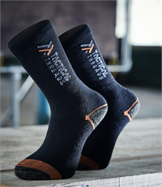 Tactical Threads 3 Pack Work Socks