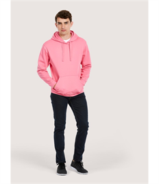 Deluxe Hooded Sweatshirt