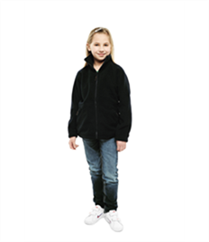Uneek Childrens Full Zip Micro Fleece Jacket