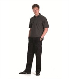 Cargo Trouser with Knee Pads Long