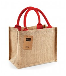 Westford Mill Jute Mini Gift Bag