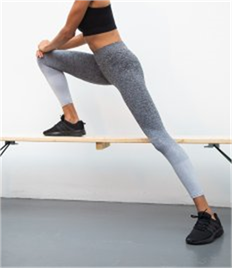 Tombo Ladies Seamless Fade Out Leggings