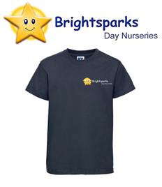 Brightsparks - Childs T-Shirt 180B