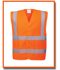 Bundle Pack 5 Hi-Viz Vests - £7.99 each