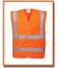 Bundle Pack 10 Hi-Viz Vests - £6.60 each