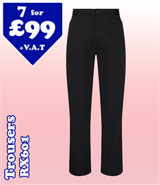 7 - RX601 Trousers @ £99 S-4XL