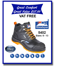5402 - Reflecto Waterproof Safety Boot